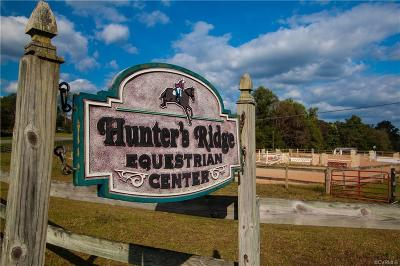 Powhatan Residential Lots & Land For Sale: 2418 Mill Road