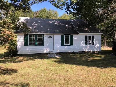 Louisa Single Family Home For Sale: 6062 East Old Mountain Road