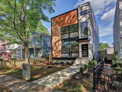 Richmond Single Family Home For Sale: 3503 Carolina Avenue