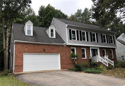 Midlothian Single Family Home For Sale: 14201 Candlewick Court