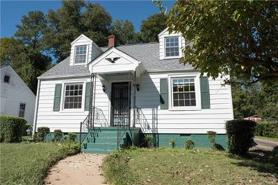 Chester Single Family Home For Sale: 4248 Curtis Street