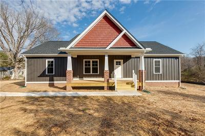 Goochland County Single Family Home For Sale: 1610 Sheppard Town Road