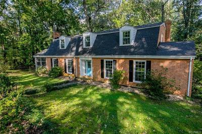 Richmond Single Family Home For Sale: 4423 Stratford Road