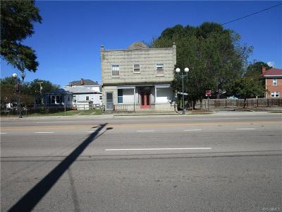 Colonial Heights VA Commercial Sold: $159,800