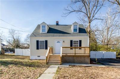 Hopewell Single Family Home For Sale: 2913 Maple Street