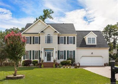 Glen Allen Single Family Home For Sale: 4501 Moraticco Court