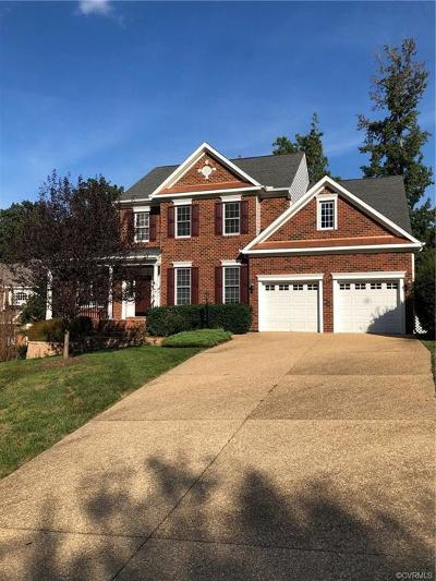 Goochland Single Family Home For Sale: 607 Canoe Run Place