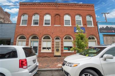 Richmond Commercial For Sale: 1716 East Franklin Street
