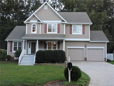 Chesterfield Single Family Home For Sale: 16007 Hampton Summit Drive