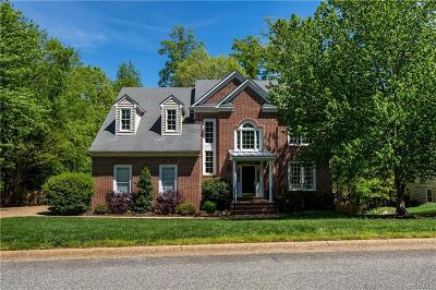 Williamsburg Single Family Home For Sale: 208 Mill Stream Way