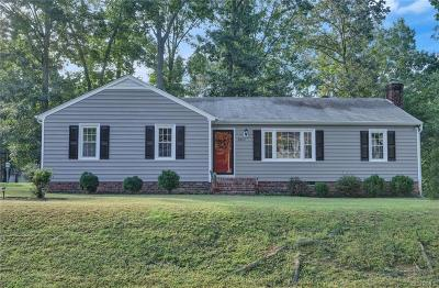 Midlothian Single Family Home For Sale: 1813 Featherstone Drive