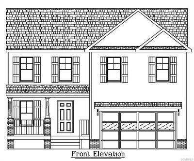 Goochland County Single Family Home For Sale: 4940 Austin Lane