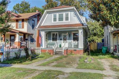 Colonial Heights Single Family Home For Sale: 112 Lafayette Avenue