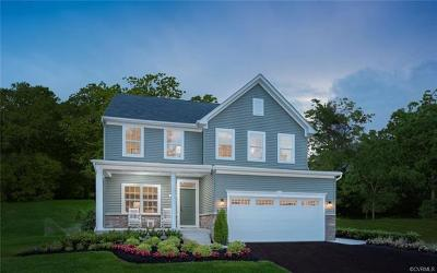 Chesterfield Single Family Home For Sale: 9206 Miranda Lane