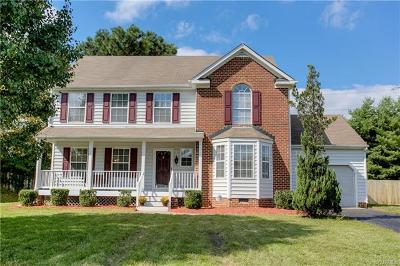 Glen Allen Single Family Home For Sale: 3412 Collier Court
