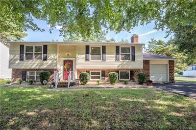 Richmond Single Family Home For Sale: 511 Besler Lane
