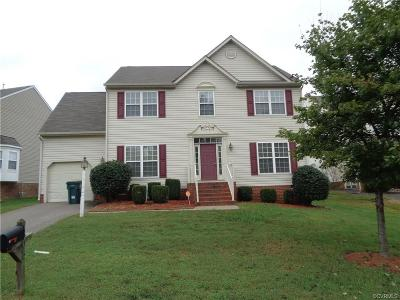 Richmond Single Family Home For Sale: 1605 Eagles Roost Court