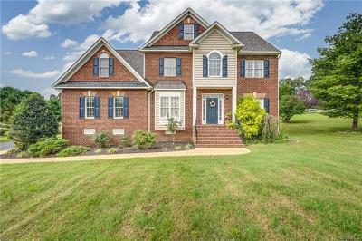 Goochland County Single Family Home For Sale: 1008 The Preserve Drive