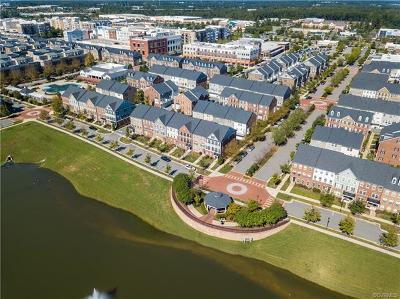 Henrico County Condo/Townhouse For Sale: 402 Geese Landing