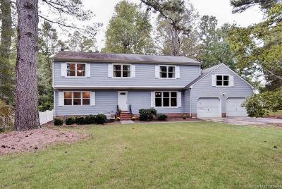 Williamsburg Single Family Home For Sale: 7635 Newman Road