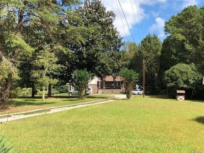 Hopewell Single Family Home For Sale: 11700 James River Drive