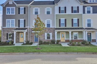Midlothian Condo/Townhouse For Sale: 14205 Martinet Crossing
