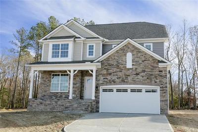 Midlothian Single Family Home For Sale: 11601 Longtown Drive