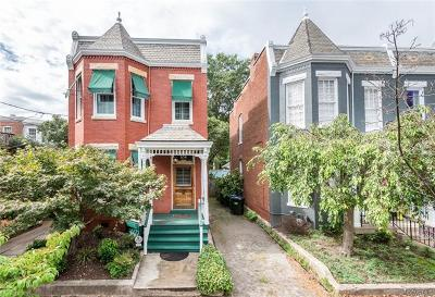 Richmond Single Family Home For Sale: 304 North Meadow Street