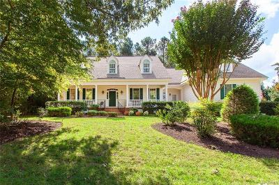 Williamsburg Single Family Home For Sale: 152 Western Gailes