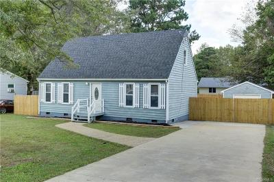 Chesterfield Single Family Home For Sale: 19104 Braebrook Drive