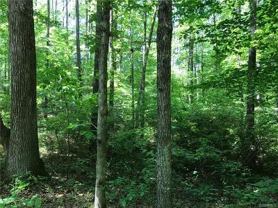 Hanover County Residential Lots & Land For Sale: 13312 Stanleys Mill Trail