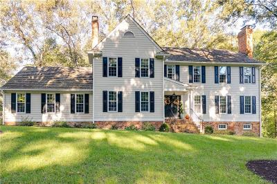 Henrico Single Family Home For Sale: 10 Countryside Lane