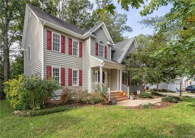 Chesterfield Single Family Home For Sale: 16212 Hampton Summit Drive