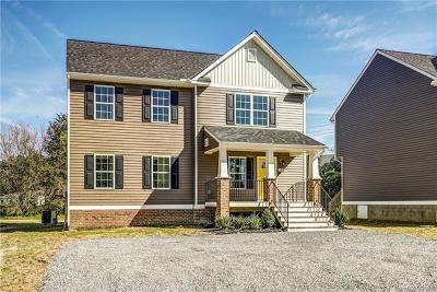 Glen Allen Single Family Home For Sale: 1410 Hungary Road
