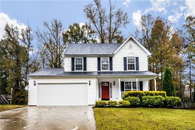 Chester Single Family Home For Sale: 2531 Exhall Court