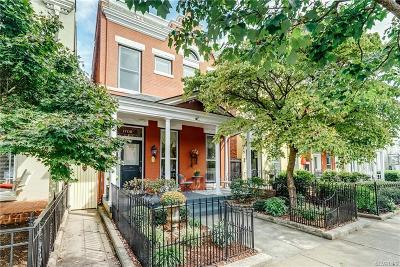 Richmond Single Family Home For Sale: 1708 Hanover Avenue