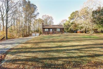 King William Single Family Home For Sale: 376 Poplar Road