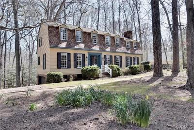 Williamsburg Single Family Home For Sale: 100 Southpoint Drive