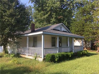 Henrico Single Family Home For Sale: 2539 Blackburn Road