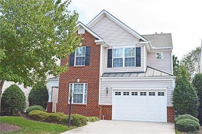 Richmond Single Family Home For Sale: 1253 Providence Knoll Drive