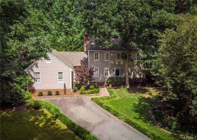 Chesterfield Single Family Home For Sale: 14006 Seven Oaks Court