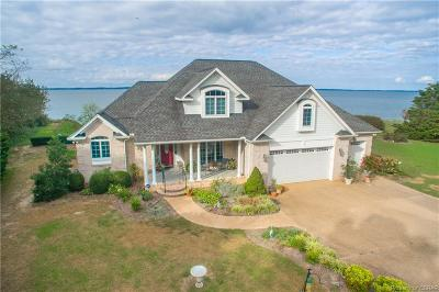 Deltaville Single Family Home For Sale: 529 Stiff Lane