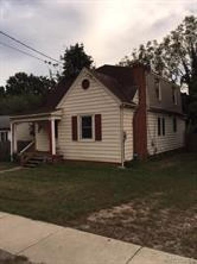 Henrico Single Family Home For Sale: 1407 Young Street