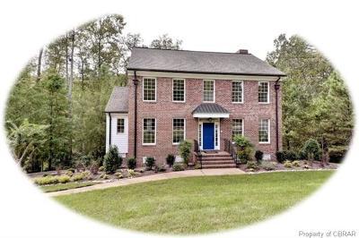 Williamsburg Single Family Home For Sale: 2939 Leatherleaf Drive