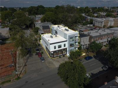 Richmond Commercial For Sale: 2028 W Cary Street