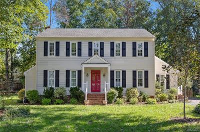 Midlothian Single Family Home For Sale: 601 Watch Hill Road