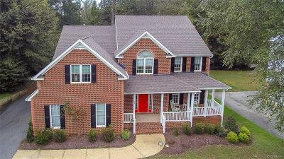 Hanover County Single Family Home For Sale: 10411 Morning Dew Lane