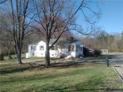 Powhatan VA Single Family Home For Sale: $269,000