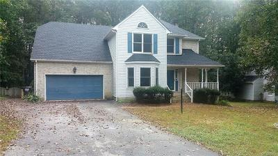 Chesterfield Single Family Home For Sale: 7903 Pleasant Pond Lane