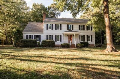 Midlothian Single Family Home For Sale: 14200 Chepstow Road